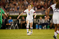 PASADENA, CALIFORNIA - August 03: Rose Lavelle #16 during their international friendly and the USWNT Victory Tour match between Ireland and the United States at the Rose Bowl on August 03, 2019 in Pasadena, CA.
