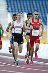 Mitchell Chase, Toronto 2015 - Para Athletics // Para-athlétisme.<br /> Mitchell Chase competes in the Men's 1500m T38 Final // Mitchell Chase participe à la finale masculine du 1500 m T38. 12/08/2015.