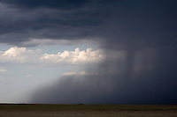 Oklahoma Panhandle summer thunderstorm