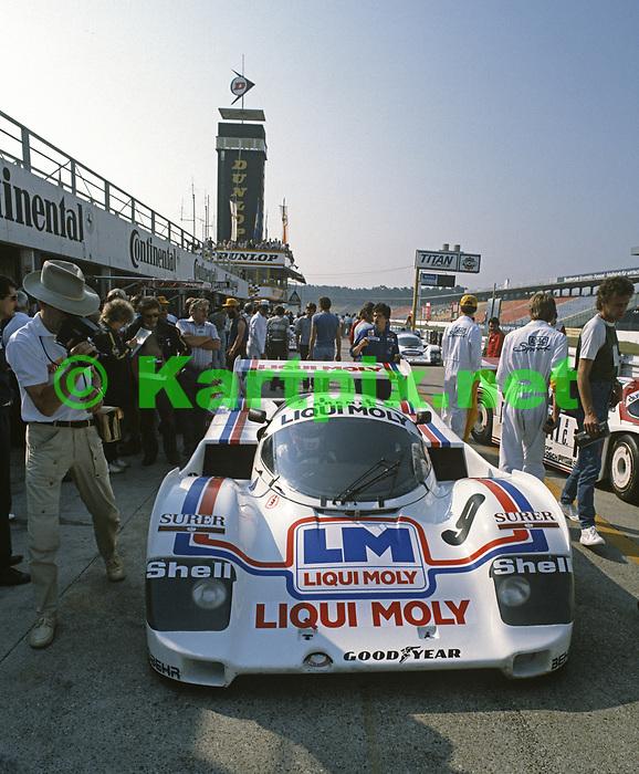 1985 1000 km of Hockenheim<br /> <br /> The 1985 Duschfrisch Trophy ADAC 1000 km<br /> <br /> World Sportscar Championship