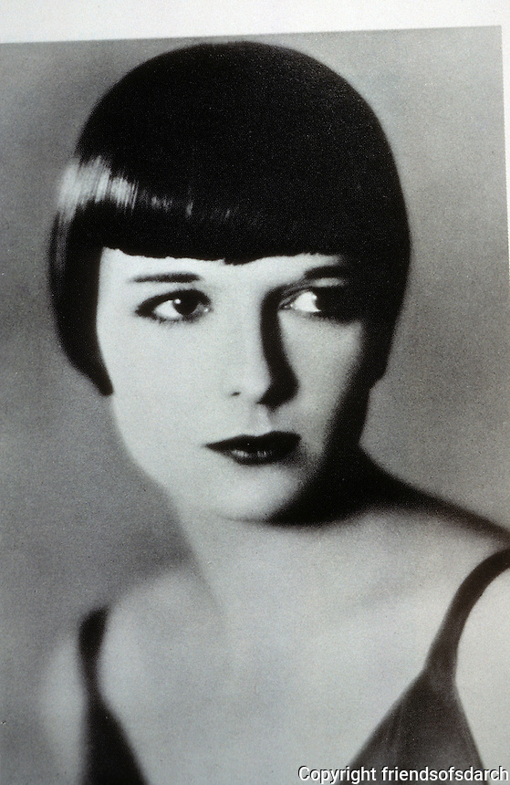 Technology: Louise Brooks, 1930.