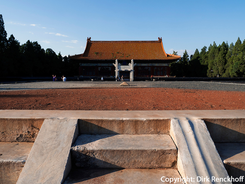 ShejiTan Altar im Sun YatsenPark-ZhongShan Park, Peking, China, Asien<br /> Sheji Tan AltarSun im Yatsen Park-ZhongShan Park, Beijing, China, Asia