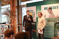 Amsterdam, The Netherlands, 7 Februari 2020, ABNAMRO World Tennis Tournament, Pressconference<br /> Photo: www.tennisimages.com