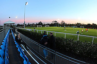 General view of the ground ahead of Tottenham Hotspur Under-19 vs Bayer 04 Leverkusen Under-19, UEFA Youth League Football at Tottenham Hotspur Training Centre on 2nd November 2016