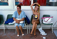 "- ?Miss Teenager 86""  beauty contest (August 1986)....- concorso di bellezza ""Miss Teenager 86"" (agosto 1986)"