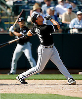 Donny Lucy  -  Chicago White Sox - 2009 spring training.Photo by:  Bill Mitchell/Four Seam Images