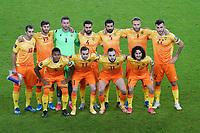 Mannschaftsfoto Armenien - Stuttgart 05.09.2021: Deutschland vs. Armenien, Mercedes-Benz Arena Stuttgart