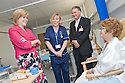 16/08/2010   Copyright  Pic : James Stewart.006_fvrh_nicola_sturgeon  .::  NHS FORTH VALLEY ROYAL HOSPITAL, LARBERT :: NHS FORTH VALLEY CHAIRMAN IAN MULLEN AND SENIOR CHARGE NURSE BARBARA ANN NIVEN INTRODUCE SCOTTISH CABINET SECRETARY FOR HEALTH & WELLBEING TO PATIENT CHARLOTTE LITTLE FROM AUSTRALIA WHO BROKE HER HIP WHILST VISITING HER MOTHER IN BO'NESS ::