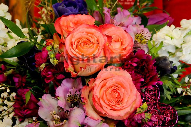 Blumen, flowers, Valentinstag, Blumenstrauss,, Schaan, Liechtenstein