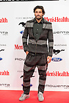 Alex Garcia attends to the delivery of the Men'sHealth awards at Goya Theatre in Madrid, January 28, 2016.<br /> (ALTERPHOTOS/BorjaB.Hojas)