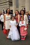 St Bridgets First Communion 2012