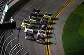 2017 Camping World Truck - NextEra Energy Resources 250<br /> Daytona International Speedway, Daytona Beach, FL USA<br /> Friday 24 February 2017<br /> Ben Rhodes, Christopher Bell<br /> World Copyright: Michael L. Levitt/LAT Images
