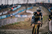 VAN LOY Ellen (BEL/Telenet Fidea Lions)<br /> <br /> GP Sven Nys (BEL) 2019<br /> Women's Race<br /> DVV Trofee<br /> ©kramon