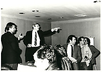 Undated file photo (circa 1980) Michael Wilson<br /> <br /> <br /> Wilson was a Bay Street investment executive when he was elected to the Canadian House of Commons as a Progressive Conservative Member of Parliament in the 1979 general election. He served in various portfolios in the governments of Joe Clark and Brian Mulroney. He was the Canadian Ambassador to the United States from 2006 until 2009