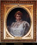 Napoleon Bonaparte in Coronation Robes portrait Gerard Casino del Cavaliere Boboli Gardens
