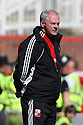 Swindon manager Kevin MacDonald. Swindon Town v Stevenage - npower League 1 -  County Ground, Swindon - 20th April, 2013. © Kevin Coleman 2013..
