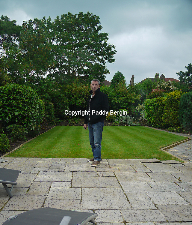 In the Back Garden<br /> <br /> Stock Photo by Paddy Bergin