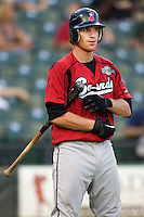 Gamel, Mat 4940.jpg. Nashville Sounds at Round Rock Express. August 27th, 2009 at the Dell Diamond in Round Rock, Texas. Photo by Andrew Woolley.