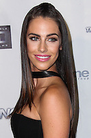 HOLLYWOOD, LOS ANGELES, CA, USA - AUGUST 18: Actress Jessica Lowndes arrives at the Los Angeles Premiere Of Lionsgate Films' 'The Prince' held at the TCL Chinese 6 Theatre on August 18, 2014 in Hollywood, Los Angeles, California, United States. (Photo by Xavier Collin/Celebrity Monitor)