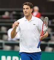 13-02-13, Tennis, Rotterdam, ABNAMROWTT, Jesse Huta Galung