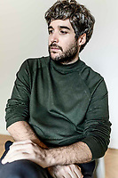 MADRID, SPAIN - NOVEMBER 09: Spanish director Pablo Maqueda poses during a portrait session on November  09, 2020 in Madrid, Spain. (Photo by Juan Naharro G./Contour by Getty Images)