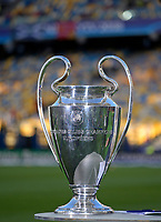 26.05.2018,  Football UEFA Champions League Finale 2018, Real Madrid - FC Liverpool, Olympiastadium Kiew (Ukraine). Champions League Pokal *** Local Caption *** © pixathlon<br /> <br /> Contact: +49-40-22 63 02 60 , info@pixathlon.de
