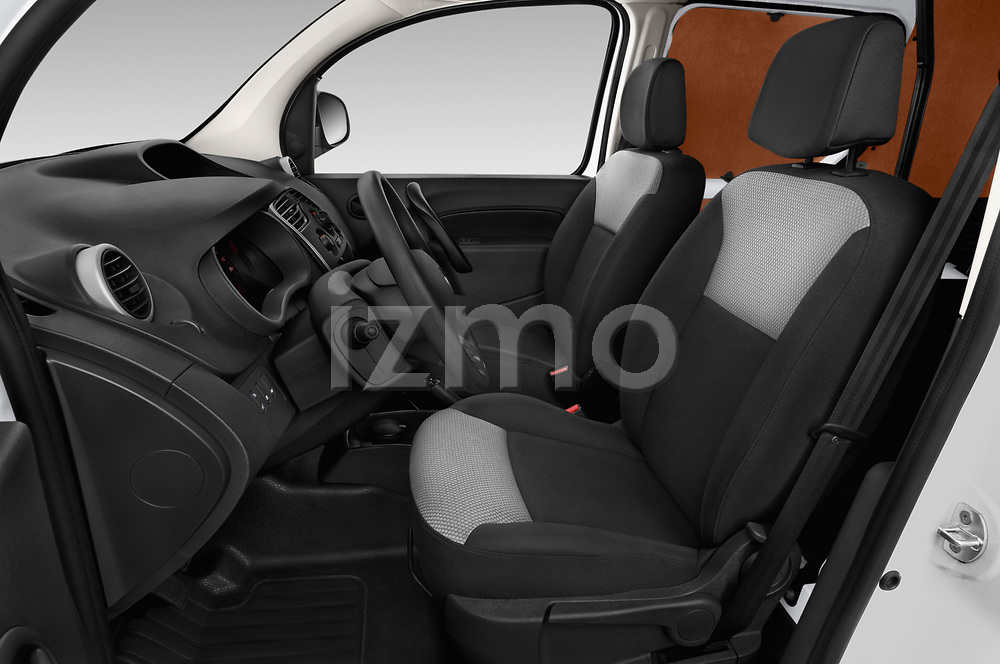 Front seat view of a 2019 Renault Kangoo Energy Extra 4 Door Car van front seat car photos