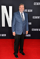 "LOS ANGELES, USA. October 07, 2019: Bill Westenhofer at the premiere of ""Gemini Man"" at the TCL Chinese Theatre, Hollywood.<br /> Picture: Paul Smith/Featureflash"