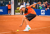 Amstelveen, Netherlands, 1 August 2020, NTC, National Tennis Center, National Tennis Championships, Men's final: Ballboy in action.<br /> Photo: Henk Koster/tennisimages.com