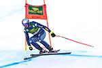FIS Alpine Ski World Cup - Covid-19 Outbreak -  2nd Men's Super-G event on 18/12/2020 in Val Gardena, Gröden, Italy. In action Dominik Paris (ITA)