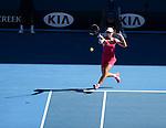 Sam Stosur (AUS) defeats Klara Zakopalova (CZE) 6-3, 6-4