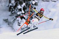 19th December 2020; Saslong, Val Gardena, Tyrol, Italy; International Ski Federation Alpine Ski World Cup, 2nd Men's Downhill, Val Gardena; Josef Ferstl (GER)