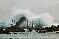 Stick Fishermen, Mirissa, Sri Lanka