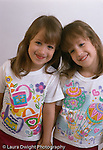 preschool: Headstart 4-5 year olds identical twin sisters, age 4