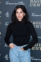 "Leem Lubany<br /> arriving for the ""Baghdad Central"" screening at the BFI South Bank, London.<br /> <br /> ©Ash Knotek  D3548 16/01/2020"