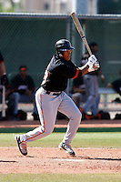 Thomas Neal - San Francisco Giants - 2009 spring training.Photo by:  Bill Mitchell/Four Seam Images