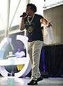 MIRAMAR, FL - JUNE 20: Deleon Coppadon on stage hosting during Who's Dat Modasucka Comedy Jam at Miramar Regional Park Amphitheater on June 20, 2021 in Miramar, Florida.    ( Photo by Johnny Louis / jlnphotography.com )
