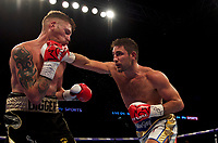 Frank BUGLIONI v Ricky SUMMERS - British Light-Heavyweight Title - 01.07.2017