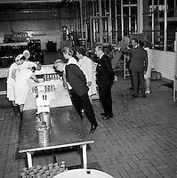 Juli 1970. Conservenfabriek Liebig.