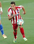 Atletico de Madrid's Santiago Arias during La Liga match. July 16,2020. (ALTERPHOTOS/Acero)
