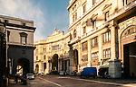 Galleria Umberto I on Via S.Carlo in Naples, Italy