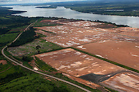 Área de implantação da Alpa - Aços Laminados do Pará.Marabá, Pará, Brasil.Foto Paulo Santos20/05/2011