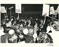 Brian Mulroney, 9 mars 1983<br /> <br /> <br /> PHOTO :  Agence Quebec Presse