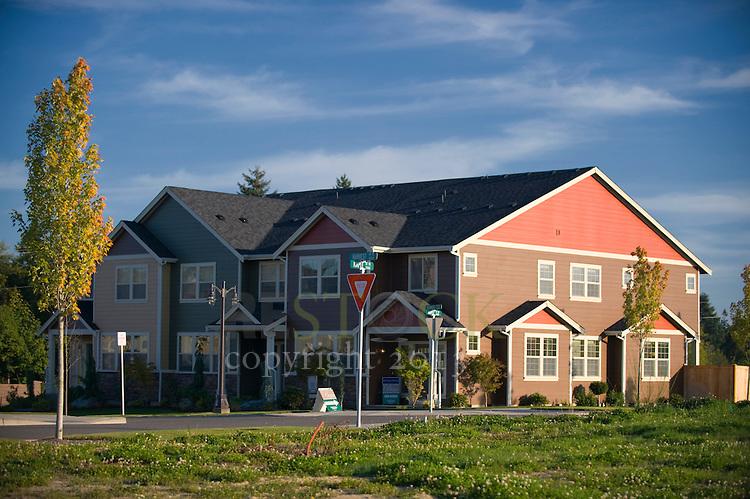 Colorful Multi-Unit Home