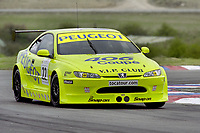 2001 British Touring Car Championship #22 Dan Eaves, Peugeot Coupe, Team Peugeot Sport. VLR.
