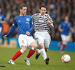 David Templeton and Andrew Robertson