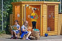 2018 06 06 Morriston Primary School, Swansea, UK