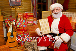 Barry Francis from Beale will be helping out Santa during Covid for Christmas.