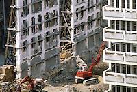 - Paris, building restructuring in historical downtown....- Parigi, ristrutturazione edilizia nel centro storico