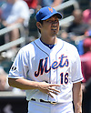 MLB: New York Mets vs San Diego Padres